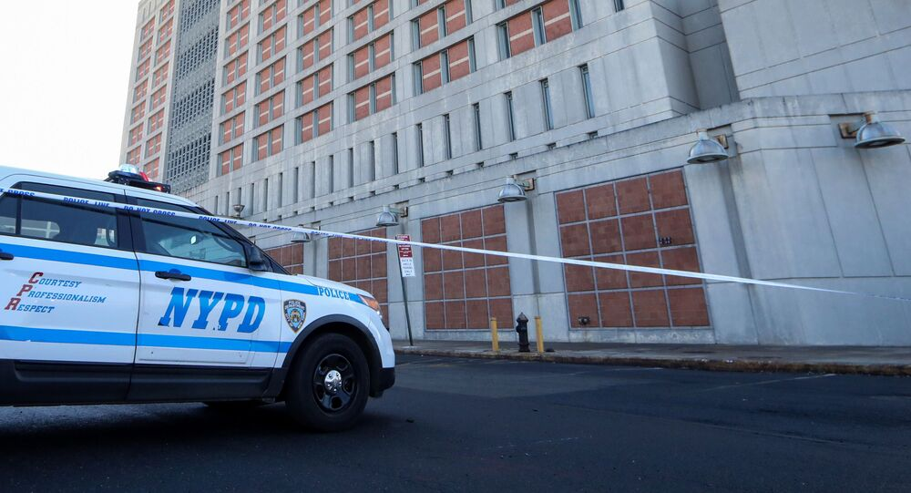 A New York City Police (NYPD) car