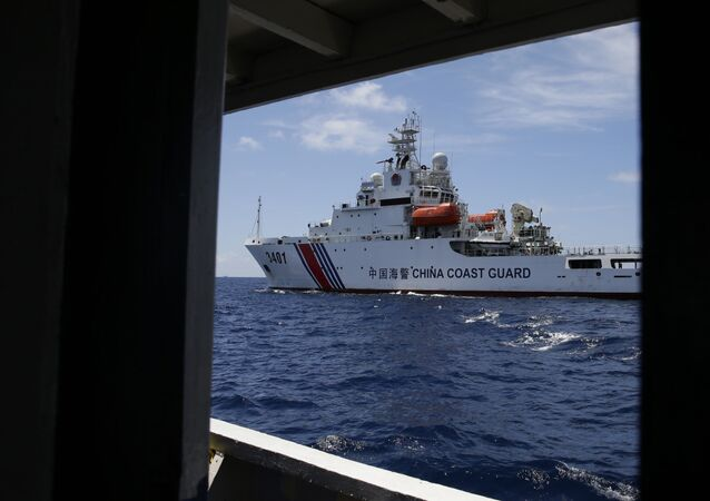 Chinese Coast Guard ship (File)