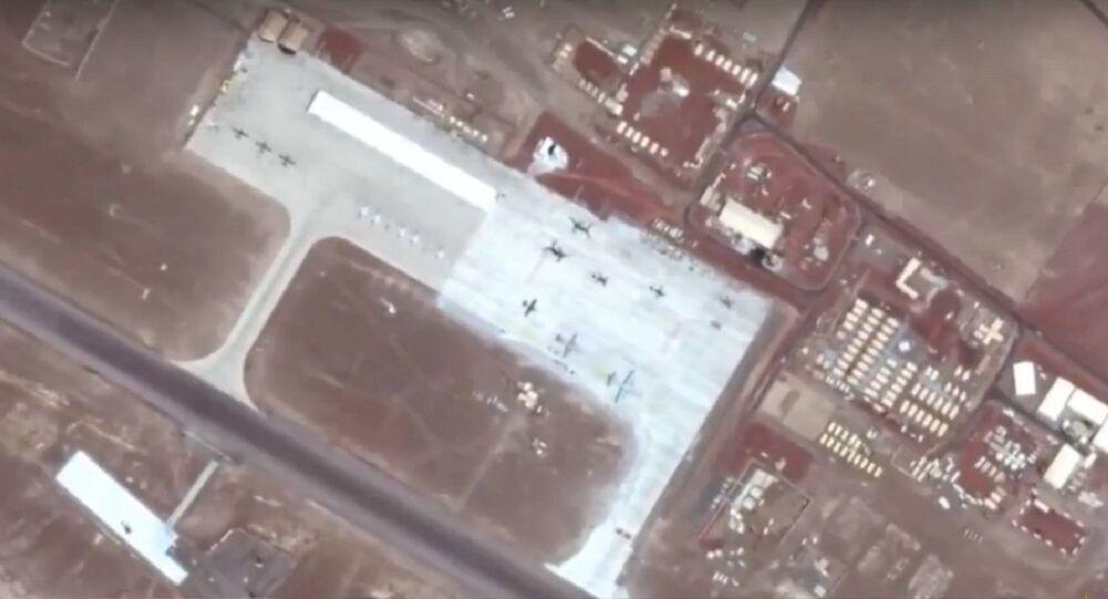 UAE military base in Assab