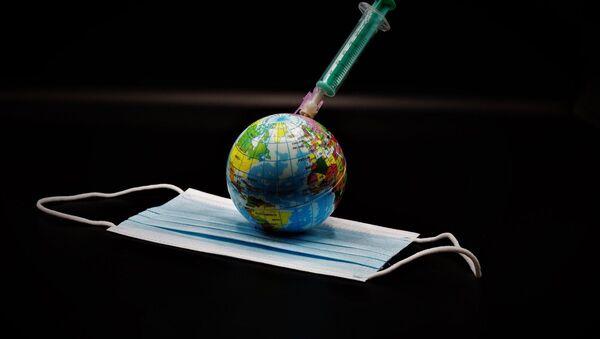 Global vaccination - Sputnik International