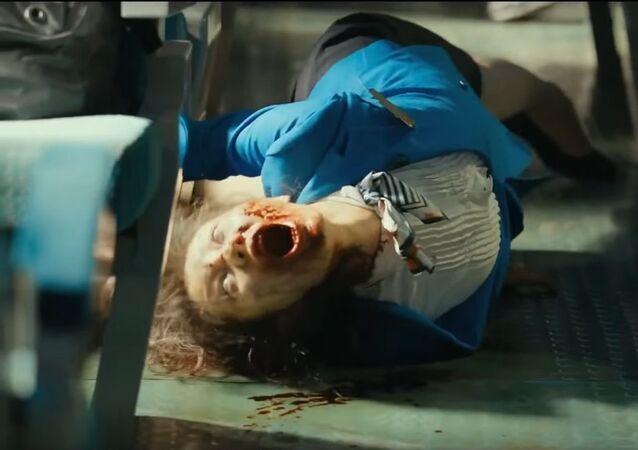 RU Train to Busan Official Trailer #1 (2016) Yoo Gong Korean Zombie Movie HD