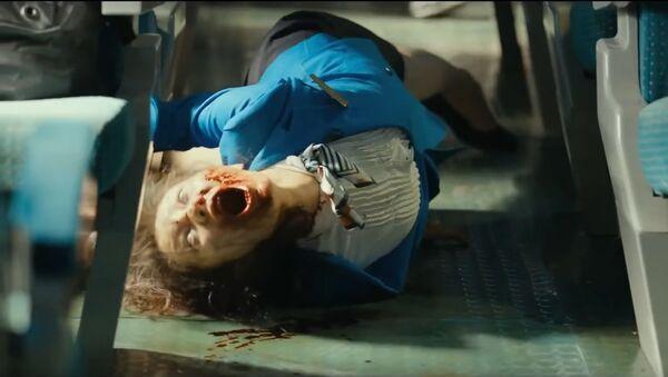 RU Train to Busan Official Trailer #1 (2016) Yoo Gong Korean Zombie Movie HD - Sputnik International