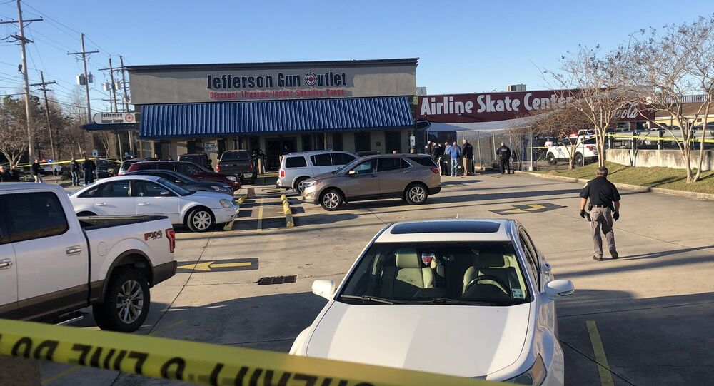 Deadly shooting reported at a New Orleans gun store on February 20, 2021