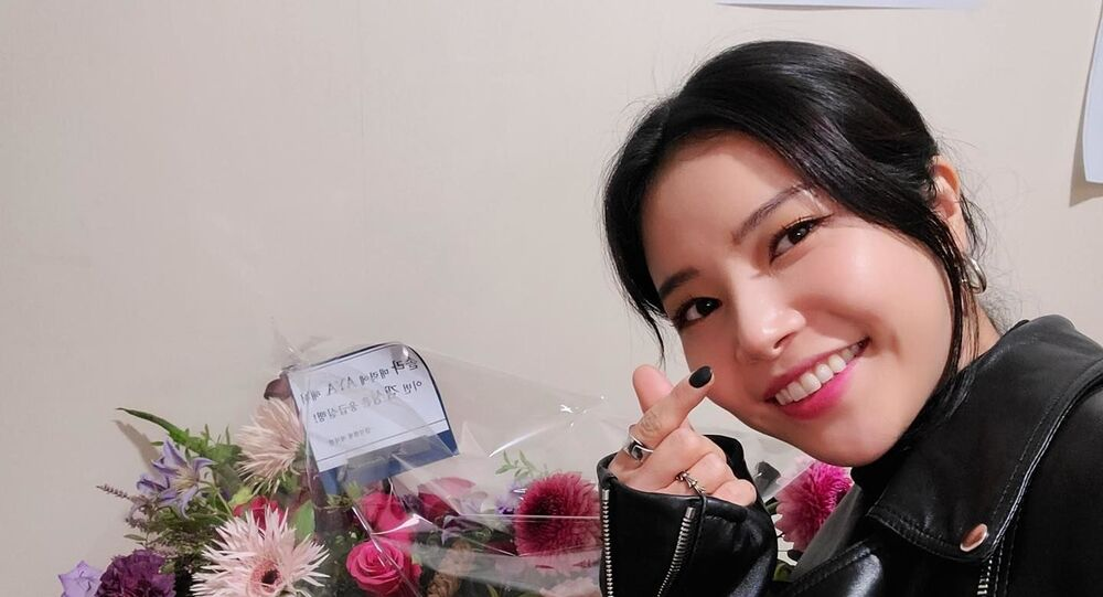 Mamamoo's Solar Celebrates Birthday With New Self-Composed Song