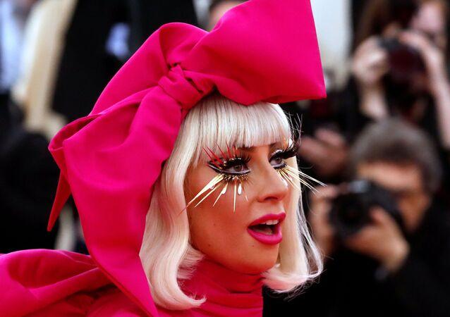 Metropolitan Museum of Art Costume Institute Gala - Met Gala - Camp: Notes on Fashion- Arrivals - New York City, U.S. – 6 May 2019 - Lady Gaga