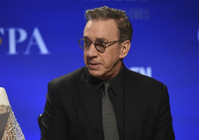 Tim Allen announces nominations for the 77th annual Golden Globe Awards at the Beverly Hilton Hotel on Monday, Dec. 9, 2019, in Beverly Hills, Calif.
