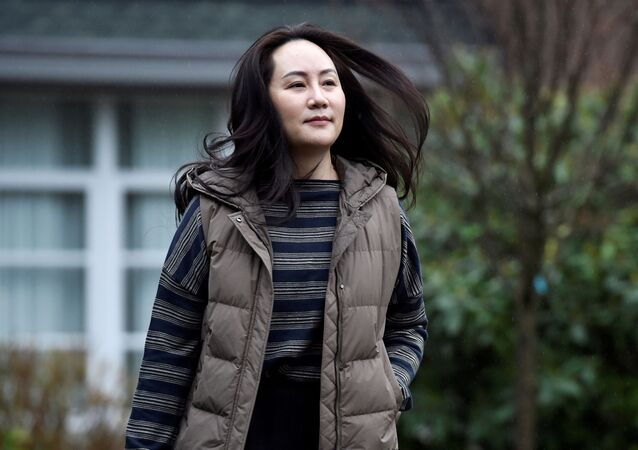 Huawei Technologies Chief Financial Officer Meng Wanzhou leaves her home to attend a court hearing in Vancouver, British Columbia, Canada December 7, 2020.