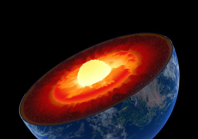 Composition of Earth's mantle revisited thanks to research at Argonne's Advanced Photon Source.