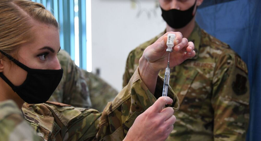 The 109th Airlift Wing began administering COVID-19 Vaccines on March 10, 2021. The vaccines will be available to New York Army and Air National Guard members.