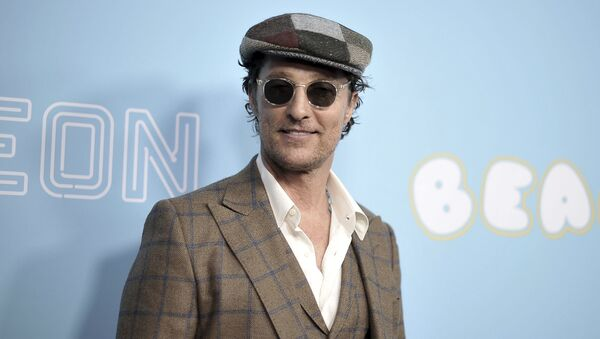 Matthew McConaughey attends the LA Premiere of The Beach Bum at ArcLight Hollywood on Thursday, March 28, 2019, in Los Angeles.  - Sputnik International