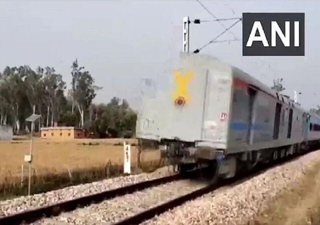 Train runs in reverse direction for several kilometres in Uttarakhand
