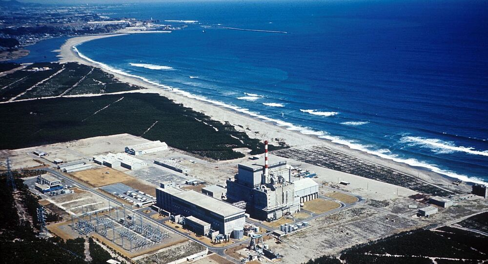 Tokai Nuclear Power Plant