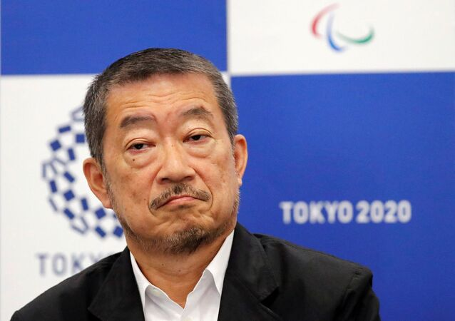 FILE PHOTO: Tokyo 2020 Paralympic Games Executive Creative Director of the opening and closing ceremonies, Hiroshi Sasaki, attends a news conferece in Tokyo, Japan July 31, 2018