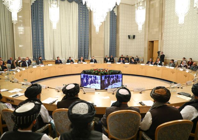 Moscow conference on Afghanistan