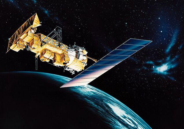 NOAA-M spacecraft