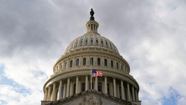 A view of the U.S. Capitol building in Washington DC, U.S. January 17, 2021. - Sputnik International