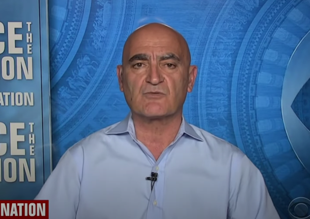 Moncef Slaoui on CBS' Face the Nation (March, 2021)