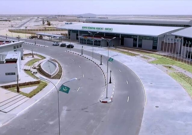 Mauritania Airport Nouakchott–Oumtounsy International Airport in Mauritania