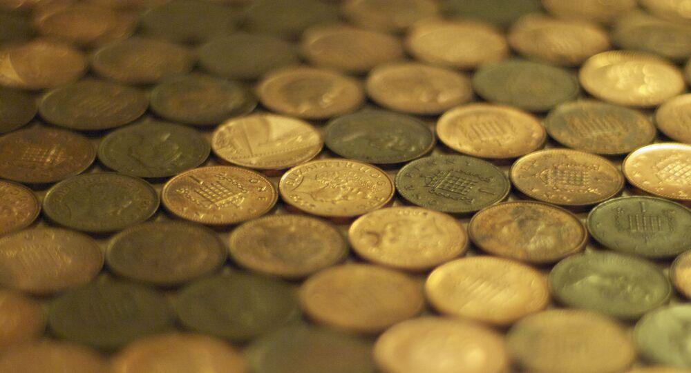 Sea of Pennies