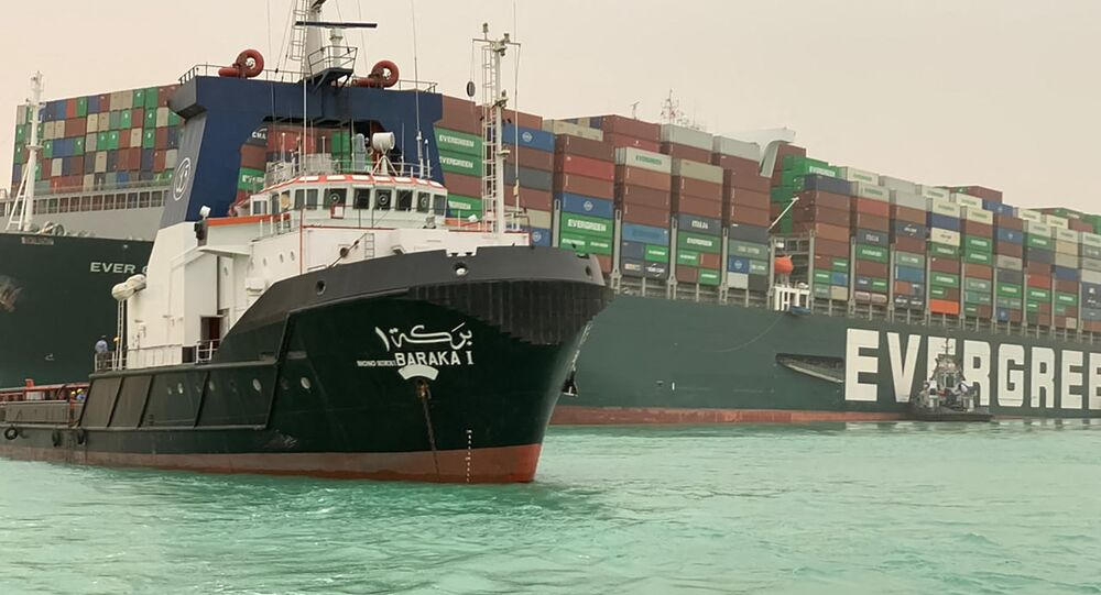 Egypt seizes massive cargo vessel that blocked Suez Canal