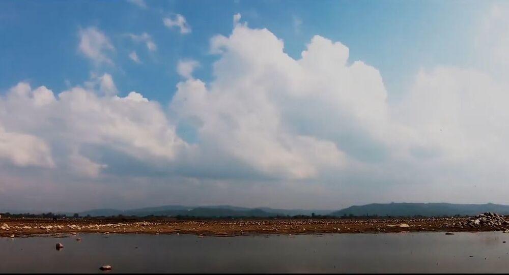 Pong Dam Lake