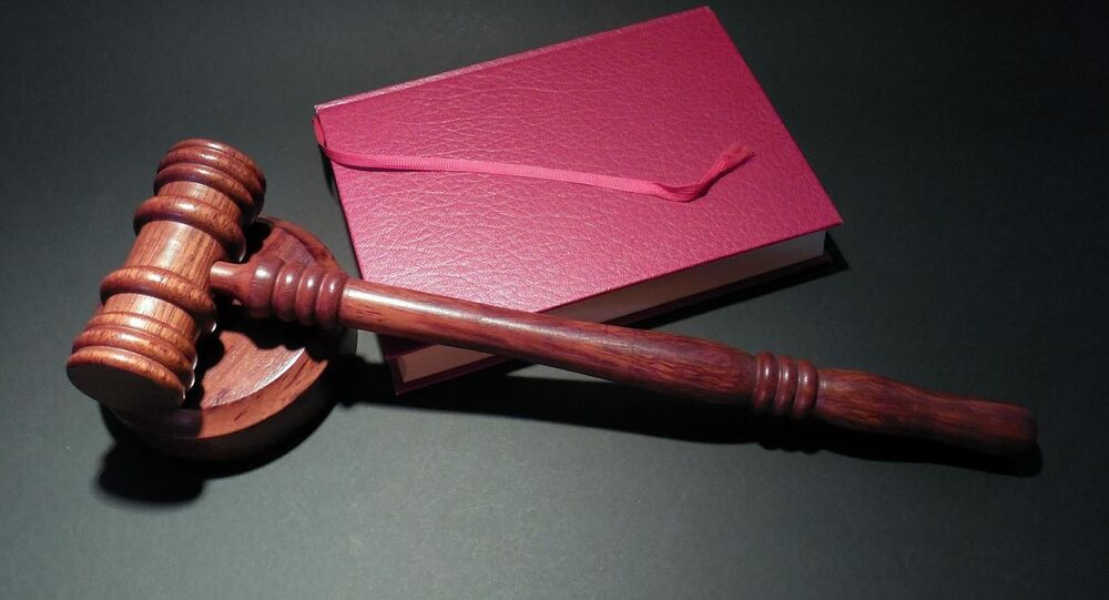 Hammer court judge justice