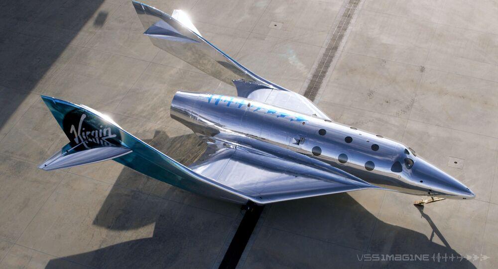 Introducing VSS Imagine, the first SpaceShip III in the Virgin Galactic Fleet