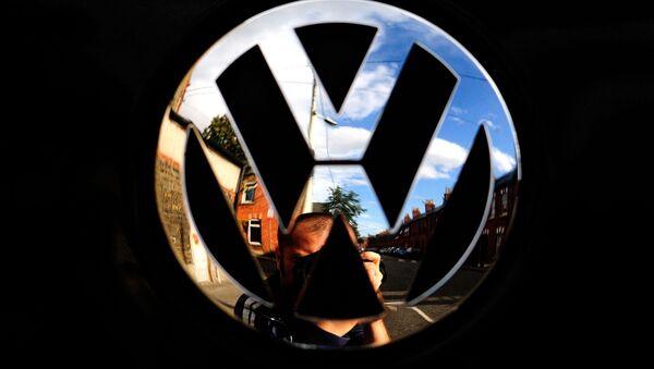 Volkswagen car - Sputnik International