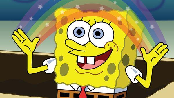 Spongebob   - Sputnik International