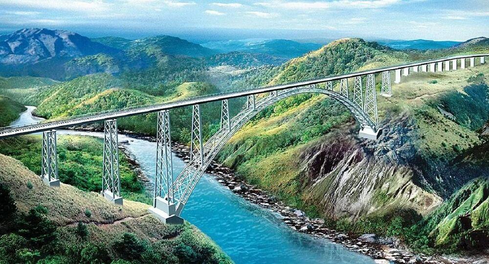 The Chenab Bridge
