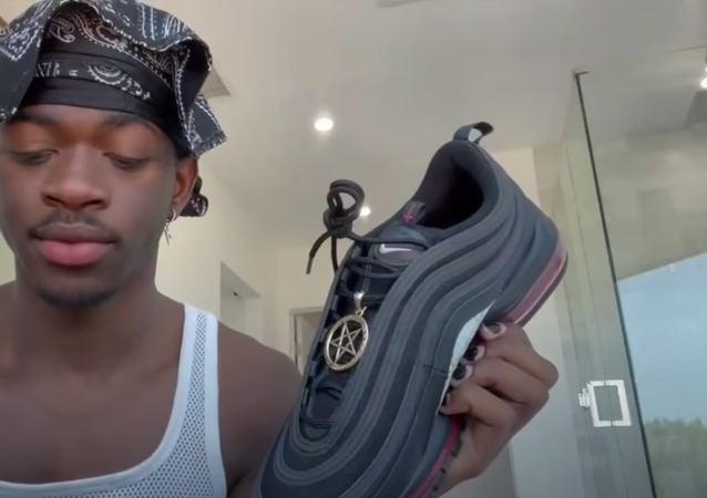 Lil Nas X Apologizes for Satan Shoe