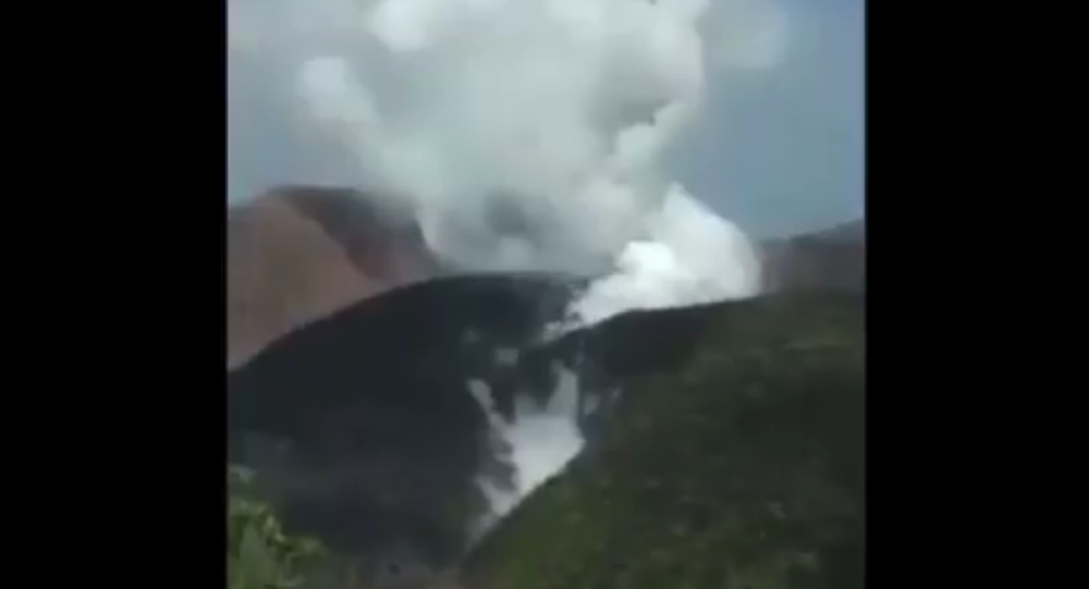 Evacuations ordered as St Vincent's volcano set to blow