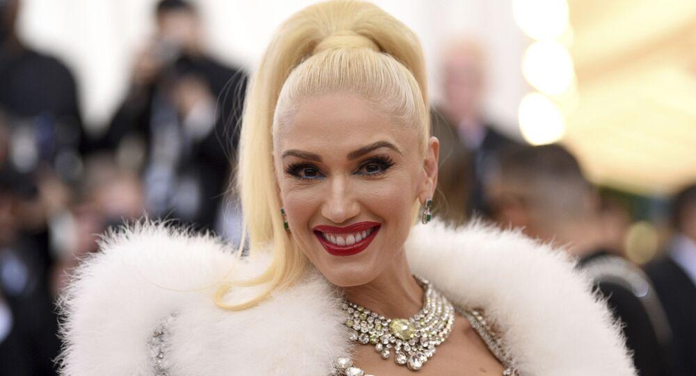 Singer Gwen Stefani attends The Metropolitan Museum of Art's Costume Institute benefit gala