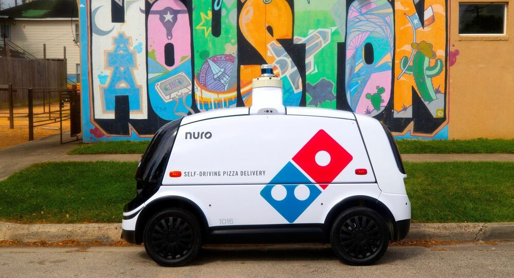 Domino's and Nuro are launching autonomous pizza delivery in Houston, beginning this week.