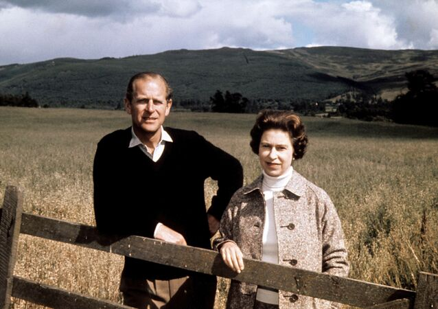 In this Sept. 1, 1972 file photo, Britain's Queen Elizabeth II and Prince Philip pose at Balmoral, Scotland, to celebrate their Silver Wedding anniversary. Prince Philip, the irascible and tough-minded husband of Queen Elizabeth II who spent more than seven decades supporting his wife in a role that both defined and constricted his life, has died, Buckingham Palace said Friday, April 9, 2021