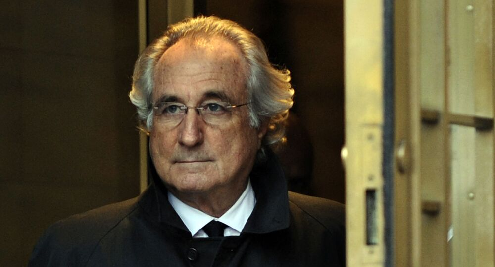 In this file photo Bernard Madoff leaves US Federal Court after a hearing regarding his bail on January 14, 2009 in New York.
