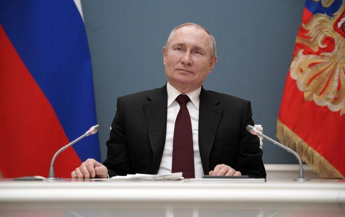 Russian President Putin. File photo.