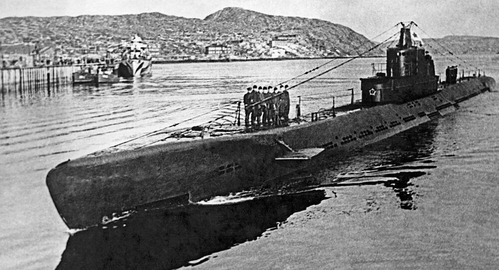 K-class submarine of WWII