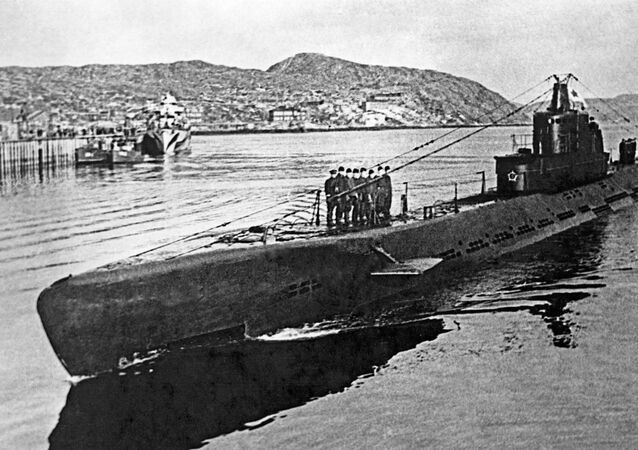 K-class submarine of WWII