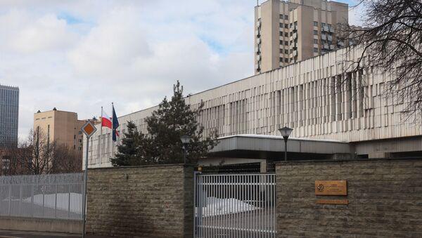 Polish Embassy in Moscow - Sputnik International