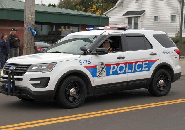 Columbus Ohio Police Ford Interceptor Utility