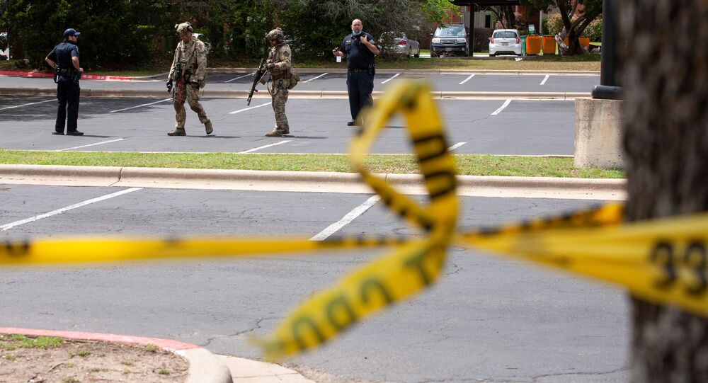 Three people are dead amid an active shooter incident in Austin, Texas