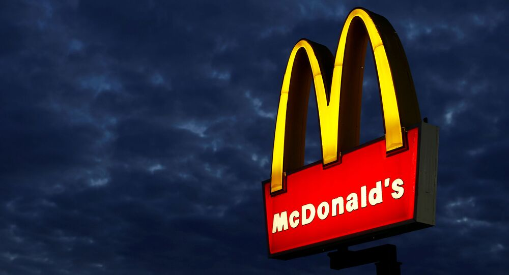 A McDonald's restaurant is pictured in Encinitas, California September 9, 2014.