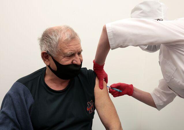 Russia Coronavirus Vaccination