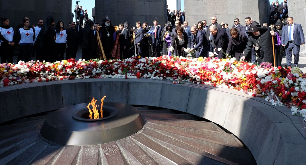 Turkey says any United States recognition of Armenian 'genocide' would further harm ties