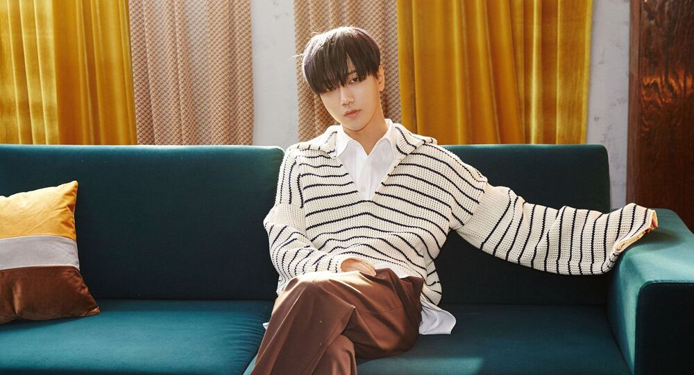Super Junior's Yesung Drops Photo Teasers Ahead of Solo Comeback