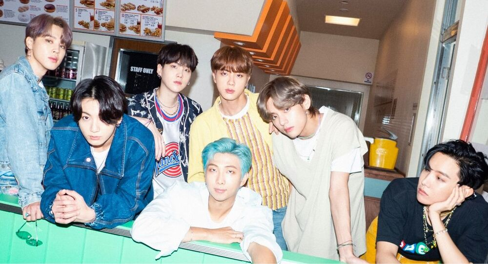 BTS to Appear On McDonald's Menu