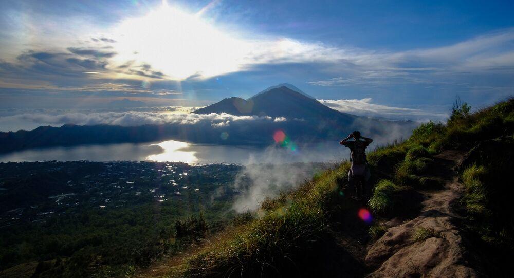 Bali Sunrise on Mount Batur