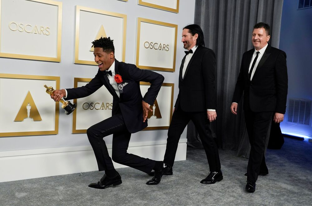 It's Showtime: Celebrating The Best Moments From 2021's Oscars