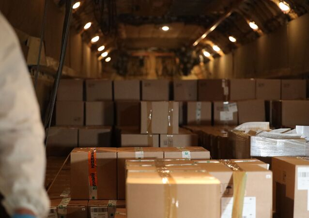 The Russian Emergencies Ministries said India will receive more than 22 tonnes of humanitarian aid, including medicines, lung ventilators and oxygen generation equipment.